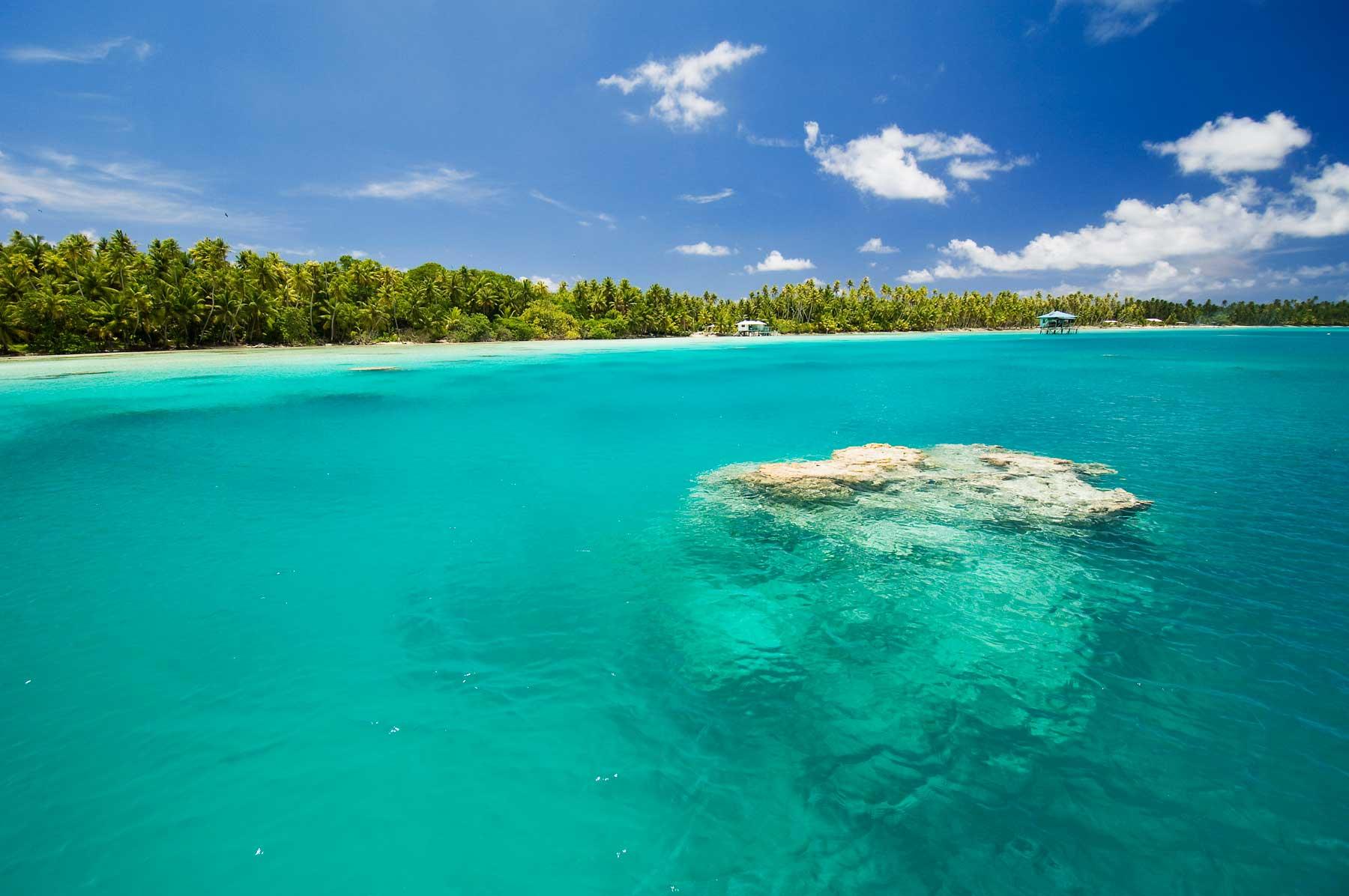 Rangiroa, Tuamotu Islands, French Polynesia  № 6950 без смс